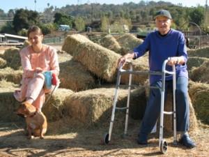 Vraja-vadhu Farm